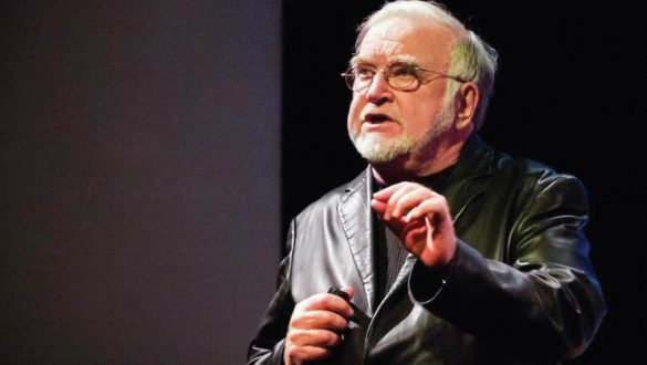 Mihaly Csikszentmihalyi: Follow the secret to happiness
