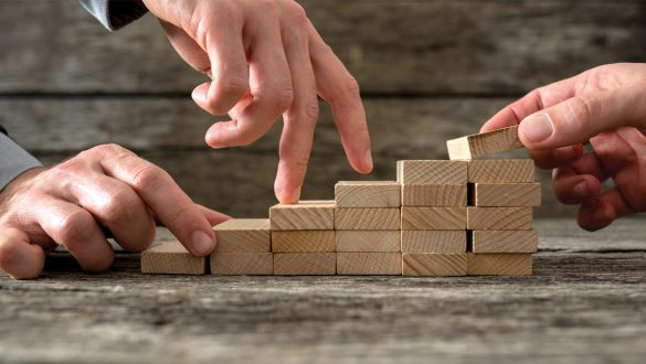 6 Simple steps to massively improve your business